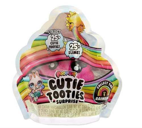 Poopsie Cutie Tooties Slime & Personaje Sorpresa (2pack)