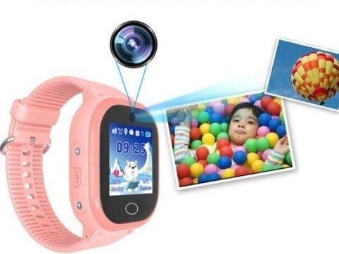 Reloj Smartwatch Para Niños Localizador Rastreador Gps.