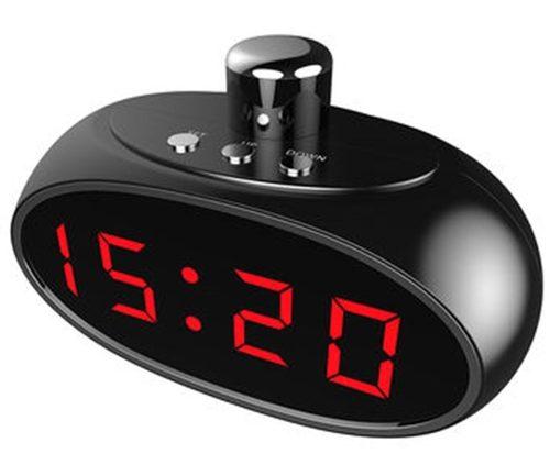 Reloj Wifi Camara Oculta Giratoria Espia Full Hd p Msi