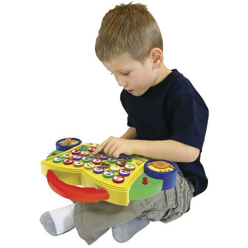 Teclado Piano Infantil De Juguete Bebes Niños Números