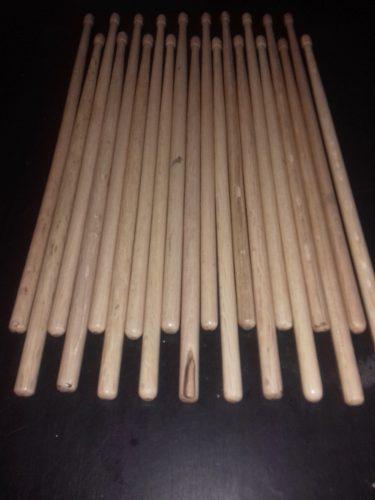10 Pares Baquetas Para Bateria Drums 5a Fresno