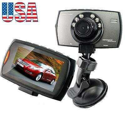 2,7 G30 Dvr Grabador Camara 1080p Full Hd Videocámara -8479