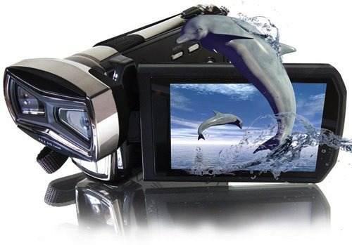 3d Videocámara Hd Cámara De Video 1080p Alta Definición