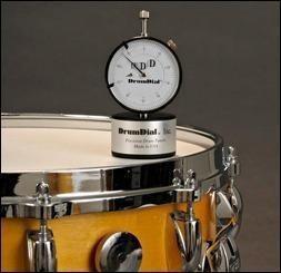 Afinador Para Bateria Drum Dial Incluye Envio