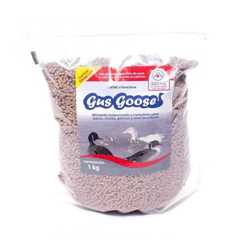 Alimento Para Aves Pato Balanceado Gus-goose 1kg Abene