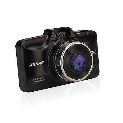 Annke 1080p Coche Videocámara Dash Cámara Grabadora
