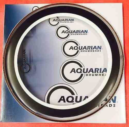 Aquarian Studio-x 8 Parche P/ Bateria Envio Gratis!