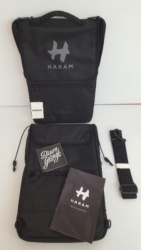 Baquetero / Gig Bag / Estuche, Marca Haram Para Batería