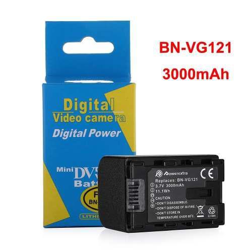 Batería Bn-vg121u Para Videocámara Everio Jvc Bn-vg107