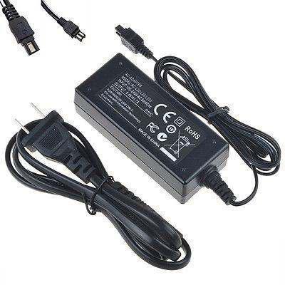 Batería Cargador Adaptador De Ca Para Sony Videocámara