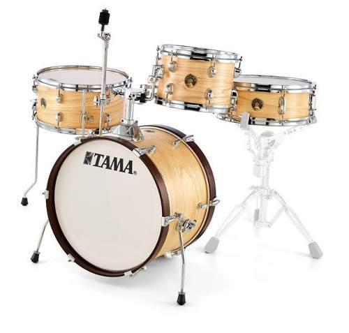 Batería Tama Club Jam Shell Pack 4 P Satin Blonde Ljl48ssbo