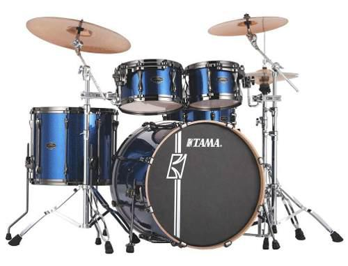 Batería Tama Hyperdrive Maple 5 Pz Shell Pack Mk52bns-swg