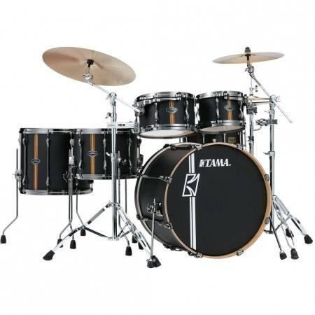 Batería Tama Hyperdrive Maple Duo Snare Ml52hzbn Shell Pack