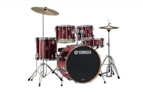 Batería Yamaha Rydeen Platillos Gratis No Dw Mapex Colores