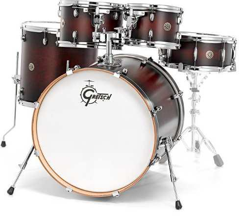 Bateria Gretsch Catalina Maple 5 Piezas *