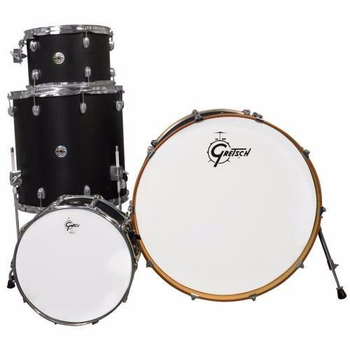 Bateria Gretsch S/stands Ct.club Rock - Pepismusic