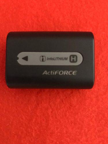 Bateria Para Videocamara Sony Tipo H