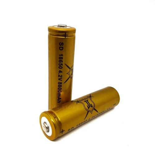 Bateria Recargable  Ljk 4.2v mah Lio-on