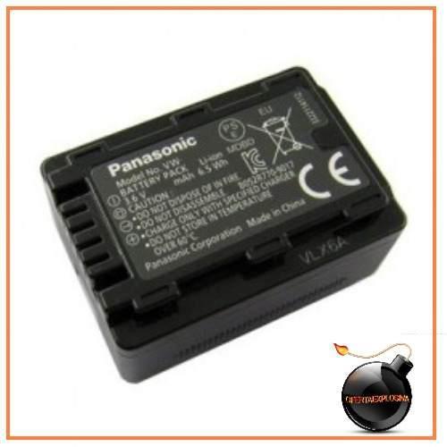 Bateria Vw-vbn130 P / Videocamara Panasonic Hdc-hs Sd Tm