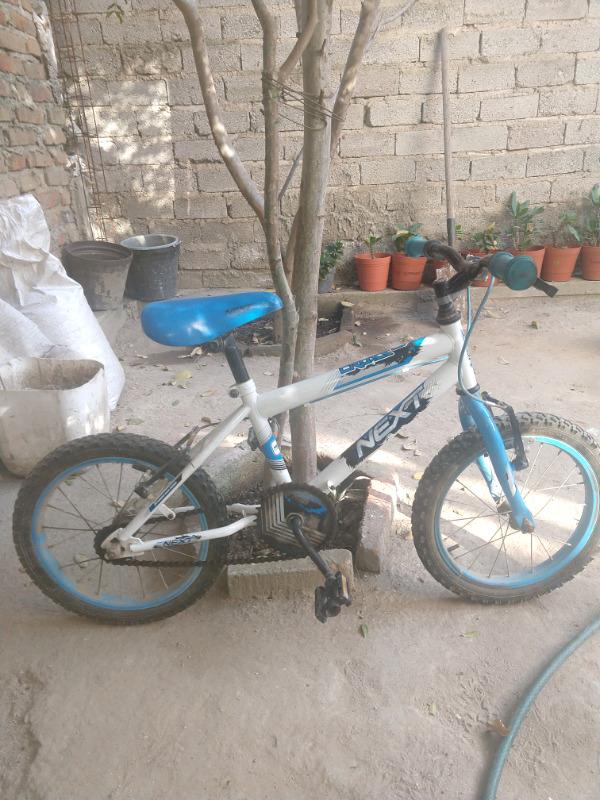 Bicicleta rodado 16 marca Next