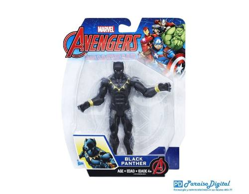 Black Panther Figura De Accion Avengers Marvel