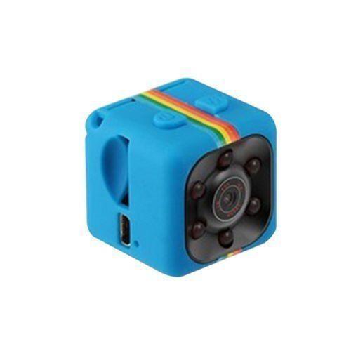 Blue - Sq11 Mini Cámara Videocámara Hd Noche Visión