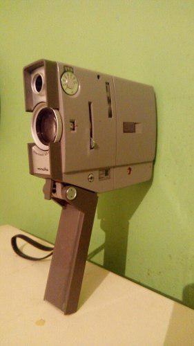 Camara De Video Antigua Minolta 8 Filmadora Cine Videocamara