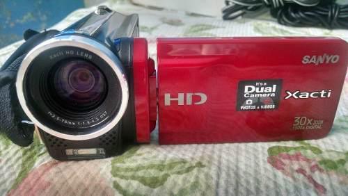 Camara Filmadora Sanyo Xacti Hd Vpc-zh1r Envio Gratis Dispon