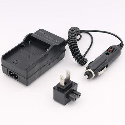 Cargador De Batería Ajuste Videocámara Handycam De