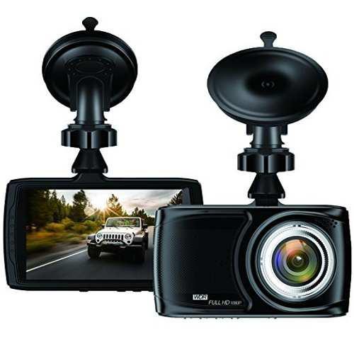 Dash Cam 3.5 Cámara Del Coche - Buiejdog La Videocámara