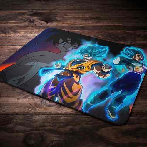 Dragon Ball Goku Broly Mouse Pad Varios Modelos