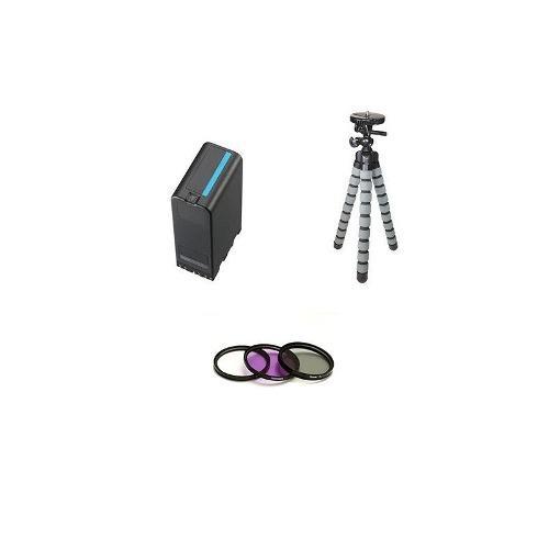 El Kit De Accesorios De La Videocámara Sony Pxw-x200