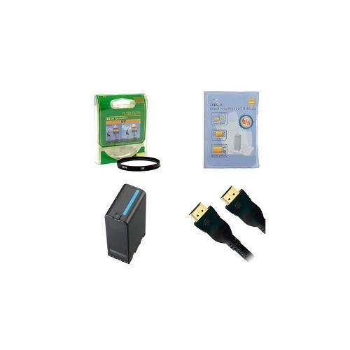 El Kit De Accesorios Para Videocámaras Sony Pmw-200