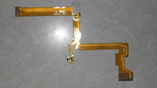 Flex P / El Lcd De La Videocámara Panasonic Hc-v10 Y + Mod.