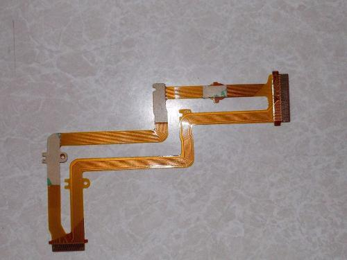 Flex P/ Lcd P/ Videocámara Sony Hdr-cx190, Hdr-cx200 Y
