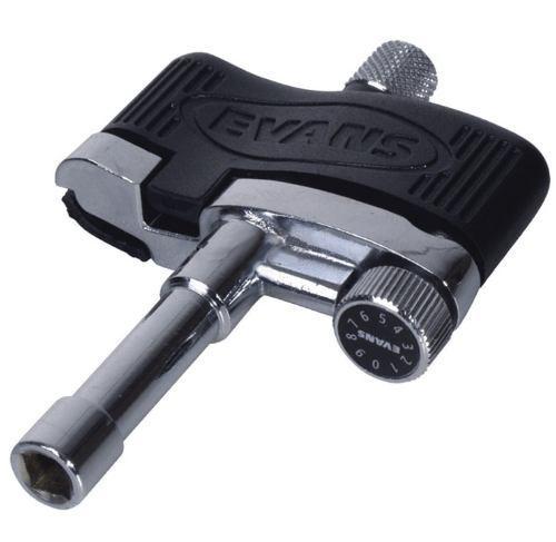Llave Afinador Bateria Evans Datk Con Ajuste De Presion