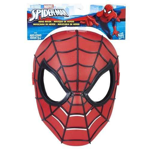 Mascara Spiderman Marvel Hombre Araña Hasbro Original Full