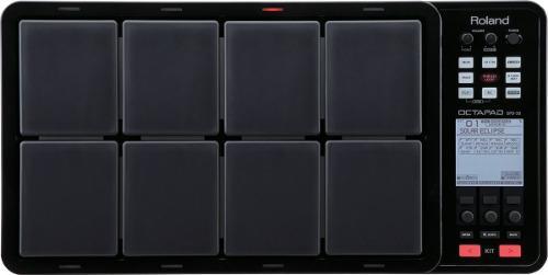 Módulo De Percusiones Roland Spd-30-bk Octapad Negro