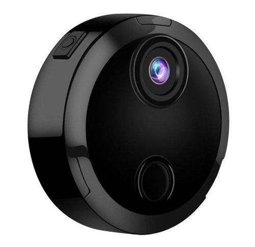 Mini Cámara Ip Wifi Videocámara Inalámbrica De Seguridad