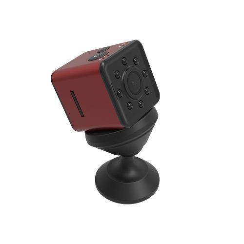 Mini Deportes Dv 1080p Hd Acción Cámara Videocámara Rojo