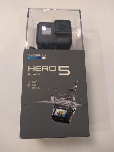 Oferta Gopro 5 Black Videocamara Nueva 4k Envio Gratis