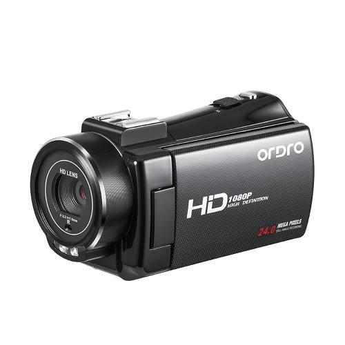 Ordro V7 Plus 1 / 3.2 -inchcmos Videocámara Con Cámara De