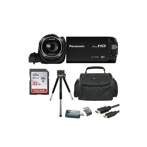 Panasonic Hc-w580k Videocámara Full Hd 1080p Con Cámara