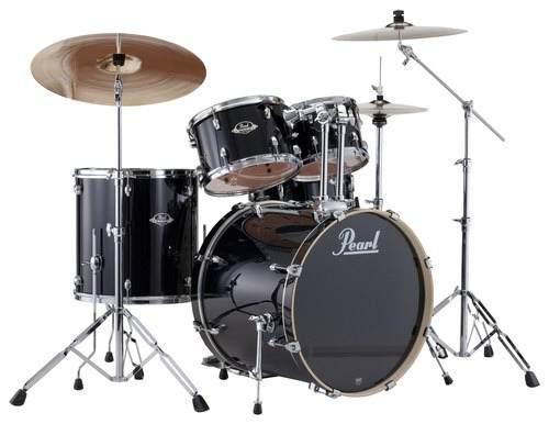 Pearl Drums - Juego De Baterías Export Series De 5 Piezas -