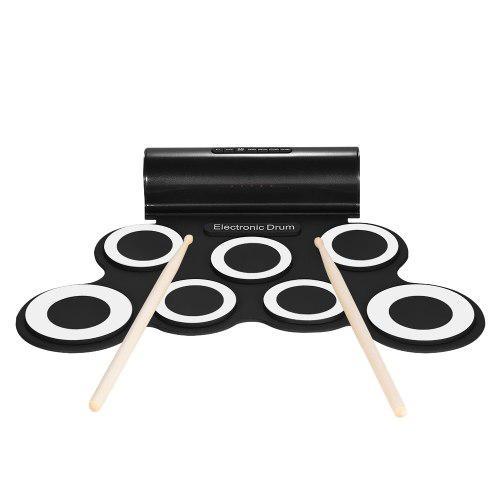 Portátil Digital Mono Batería Electrónica Set Equipo