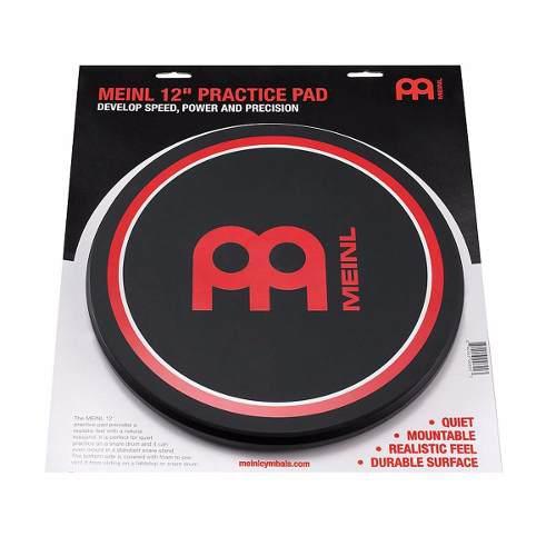 Practicador Meinl Para Bateria Mpp-12 Confirmar Existencia /