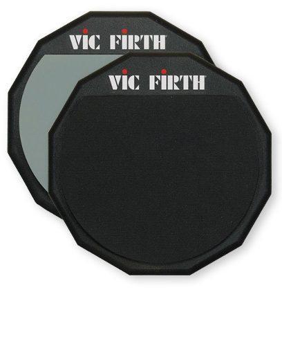 Practicador Vic Firth Bateria Pad12d Confirmar Existenci /