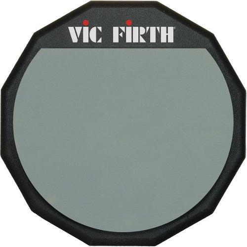 Practicador Vic Firth P/bateria Pad12 Confirmar Existencia /