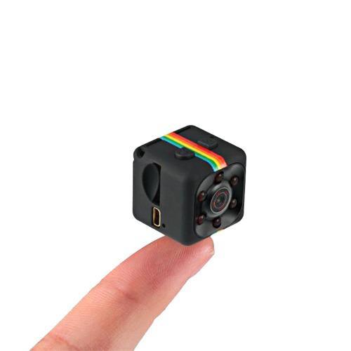 Quelima Sq11 Mini Cámara 1080p Videocámara Con Visión Noc