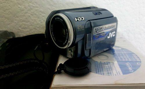 Remate,videocámara Jvc Everio Gz-mg20u 20gb